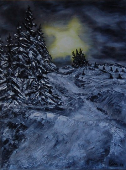 Oil Painting > Off Piste