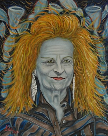 Oil Painting > Rag Trade ( Vivienne Westwood )